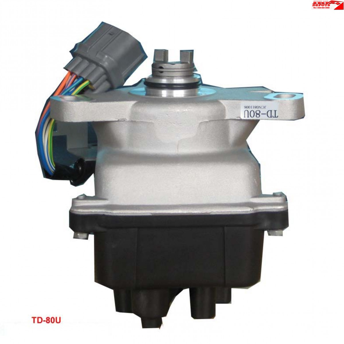 Distributor For 96-98 Honda Civic 96-97 Honda Del Sol 1.6L SOHC TD-98U TD-80U