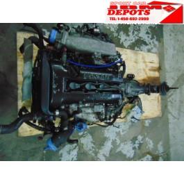 1995 1996 1997 1998 1999 JDM NISSAN SILIVA 240SX 180SX SR20DET S14 BLACK TOP MOTOR + 5SPEED RWD TRANSMISSION JDM NISSAN 240SX+180SX+S14 SR20DET ENGINE + 5SPEED TRANSMISSION SWAP + ECU + IGNITOR