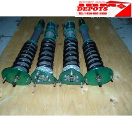 1994 1995 1996 1997 1998 NISSAN SILVIA 240SX 180SX S14 / S15 GENUINE TEIN MOMO FLEX FULL ADJUSTABLE COILOVERS SUSPENSION SHOCKS SPRING JDM SILVIA 240SX 180SX S14/ S15 TEIN ADJUSTABLE COILOVER SPRINGS