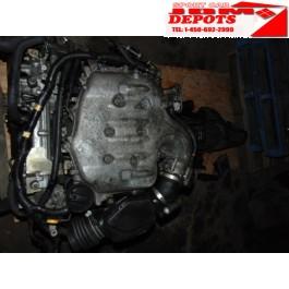 2003-2004-2005-2006 NISSAN INFINITI 350Z 3.5L G35 VQ35DE ENGINE ONLY JDM NISSAN INFINITI 350Z 3.5L G35 VQ35DE MOTOR IMPORTED FROM JAPAN