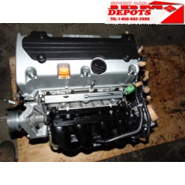 2008 2009 2010 2011 2012 HONDA ACCORD 2.4L DOHC i-VTEC K24A ENGINE JDM HONDA ACCORD K24A 2.4L 4 CYLINDER iVTEC MOTOR LOW MILEAGE