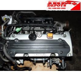 2010 2011 2012 2013 2014 MOTEUR HONDA CRV/ CR-V 2.4L K24A  i-VTEC ENGINE JDM Honda CR-V / CRV DOHC iVTEC 2.4L K24A K24Z6 MOTOR LOW MILEAGE 10 11 12 13 14 HONDA CR-V MOTOR
