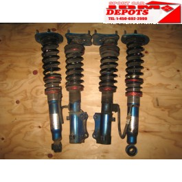 1986 1987 1988 1989 MAZDA RX-7 FC3S ADJUSTABLE COILOVERS JDM RX-7 FC3S SUSPENSION CUSCO COILOVERS