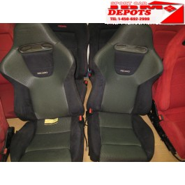 1998 1999 2000 2001 2002 HONDA ACCORD EURO R CL1 CF4 H22A DOHC VTEC FRONT RECARO SEATS JDM