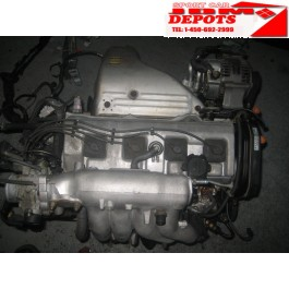 97 01 TOYOTA CAMRY 2.2L 16 VALVE 5SFE ENGINE ONLY JDM CAMRY 5S FE COILPACK