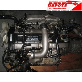 1994 1995 1996 1997 1998 JDM NISSAN SKYLINE R33 240SX 180SX RB25DET ENGINE MOTOR JDM RB25DET ENGINE 5SPEED TRANS