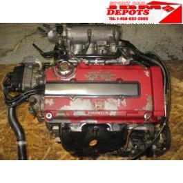 98 99 00 01 JDM ENGINE ACURA INTEGRA DC2 B18C ITR DOHC VTEC TYPE R MOTOR + ECU JDM B18C TYPE R SPEC MOTOR MOTEUR B18C TYPE R SPEC JDM JDM B18C ENGINE