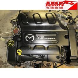 JDM ENGINES, JDM MOTORS, 02 03 04 05 06 MAZDA MPV 3.0L ENGINE MPV DURATEC MOTOR JDM AJ MPV COMPLETE DOHC 24 VALVE V6 ENGINE, MOTEUR MAZDA MPV AJ 3.0L IMPORTE DU JAPON, MECANIQUE MAZDA MPV 3.0L JDM, MOTEUR MAZDA MPV JAPONAIS IMPORTE BEST JDM SHOP IN MONTRE