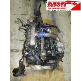 94 95 96 97 98 JDM ENGINE NISSAN SKYLINE R33 GTS 240SX 180SX RB25DET MOTOR + 5SPEED TRANSMISSION + WIRING + ECU JDM RB25 TURBO ENGINE, MOTEUR NISSAN SKYLINE RB25DET JDM