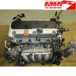 2002 2003 2004 2005 2006 2007 2008 JDM HONDA ELEMENT K24A 2.4L DOHC i-VTEC ENGINE JDM HONDA ELEMENT K24A 2.4L DOHC i-VTEC MOTOR, MOTEUR HONDA ELEMENT K24A JDM, MECANIQUE HONDA ELEMENT K24A JDM