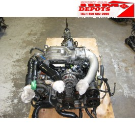 MAZDA RX-7 RX7 FD3S 1.3L ROTOR ENGINE 5SPEED TRANSMISSION JDM MAZDA FD3S MOTOR TRANSMISSION