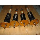 1993 1994 1995 1996 1997 1998 JDM NISSAN SKYLINE R33 RB25DET CST FULL ADJUSTABLE COILOVERS JDM SKYLINE R33 SUSPENSION NISSAN SKYLINE R33 SHOCKS NISSAN SKYLINE R33 SPRING