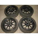215-45-17 RACING (10 SPOKES) MAG WHEELS/ RIMS BOLT PATTERN 5X114.3 OFFSET +45 SIZE 17X7.00JJ  BEST JDM SHOP IN MONTREAL, BEST JDM SHOP, JDM MONTREAL, JDM CANADA, JDM QUEBEC, BEST MAG WHEELS, BEST PRICES ON RIMS