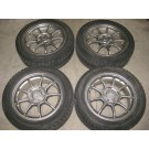 205-55-16 HONDA CIVIC / ACURA INTEGRA DC2 HONDA ACCORD MAG WHEELS / RIMS BOLT PATTERN 5X114.3 OFFSET 55 SIZE 16X6 1/2JJ JDM ENGINES, JDM MAG WHEELS, JDM RIMS, BEST JDM ENGINE, BEST JDM IN MONTREAL, JDM RIVESUD,