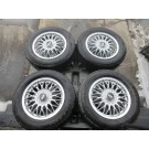 225-60-16 OEM SILVER BBS (MULTI SPOKES) MAG WHEELS/ RIMS BOLT PATTERN 5X114.3 OFFSET +45 SIZE 16X7JJ JDM MAG WHEELS, JDM RIMS, JDM WHEELS, JDM MONTREAL, JDM CANADA, JDM QUEBEC, JDM PARTS