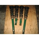 1993 1994 1995 1996 1997 1998 NISSAN SKYLINE GT-S R33 ECR33 ADJUSTABLE COILOVERS JDM R33 SUSPENSION RB25 RB25DET