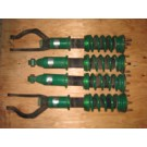 JDM COILOVERS, JDM SUSPENSION, JDM SHOCKS, JDM SPRING JDM ACURA INTEGRA DC2 B18C TYPE R TEIN TYPE FLEX FULL ADJUSTABLE COILOVERS SUSPENSION SHOCKS JDM 92 95 HONDA CIVIC EG6 TEIN SHOCKS JDM CIVIC EG6 TEIN TYPE FLEX SUSPENSION